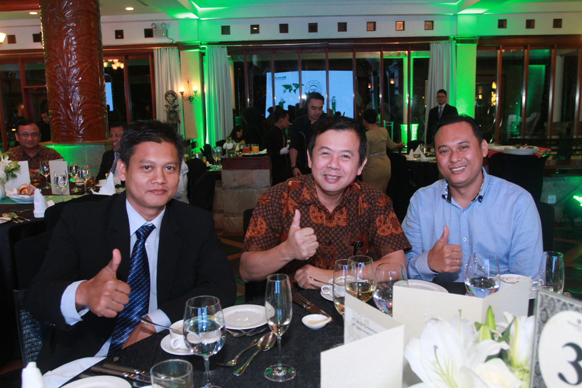 Thumbs up for 20 years of BITZER Indonesia