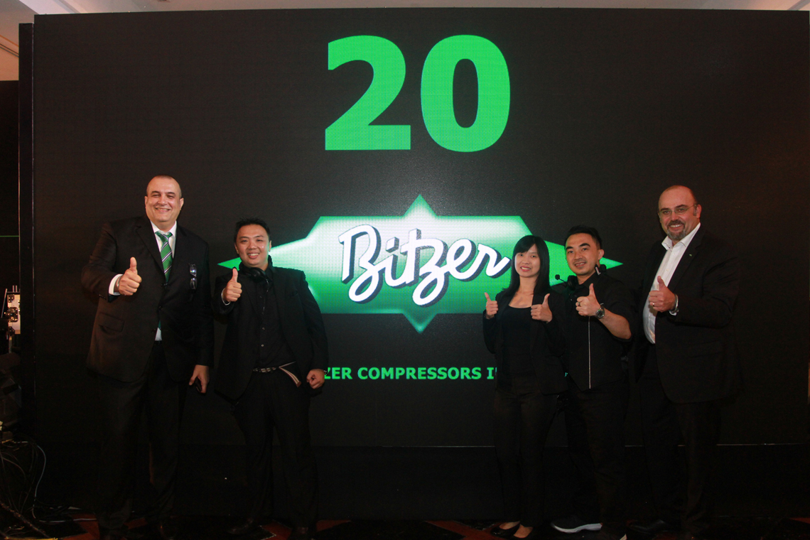 BITZER's first Indonesian site opened its doors 20 years ago