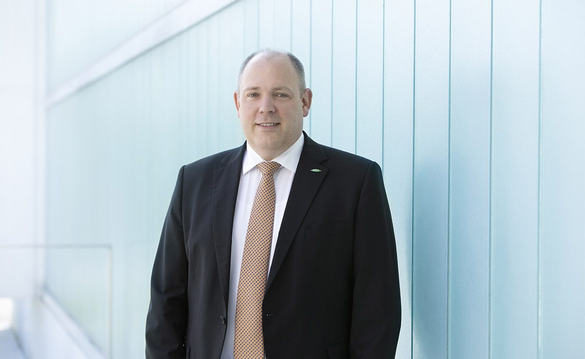 Photo of Rainer Große-Kracht, Chief Technology Officer at BITZER