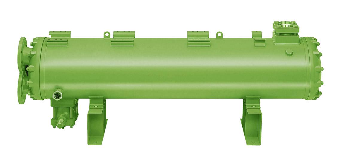 除了核心业务外,比泽尔还在扩大其热交换器和压力容器的产品组合