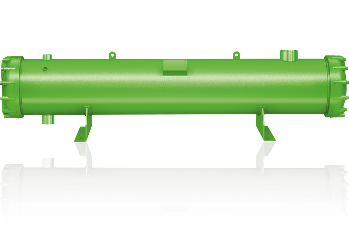 HEXPV, Alfa Laval, shell-and-tube heat exchangers