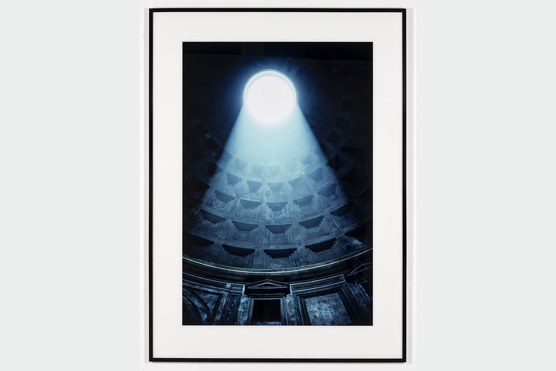 Photography at the SCHAUWERK Sindelfingen: Pantheon IV by Klaus Heider (1982/2006)