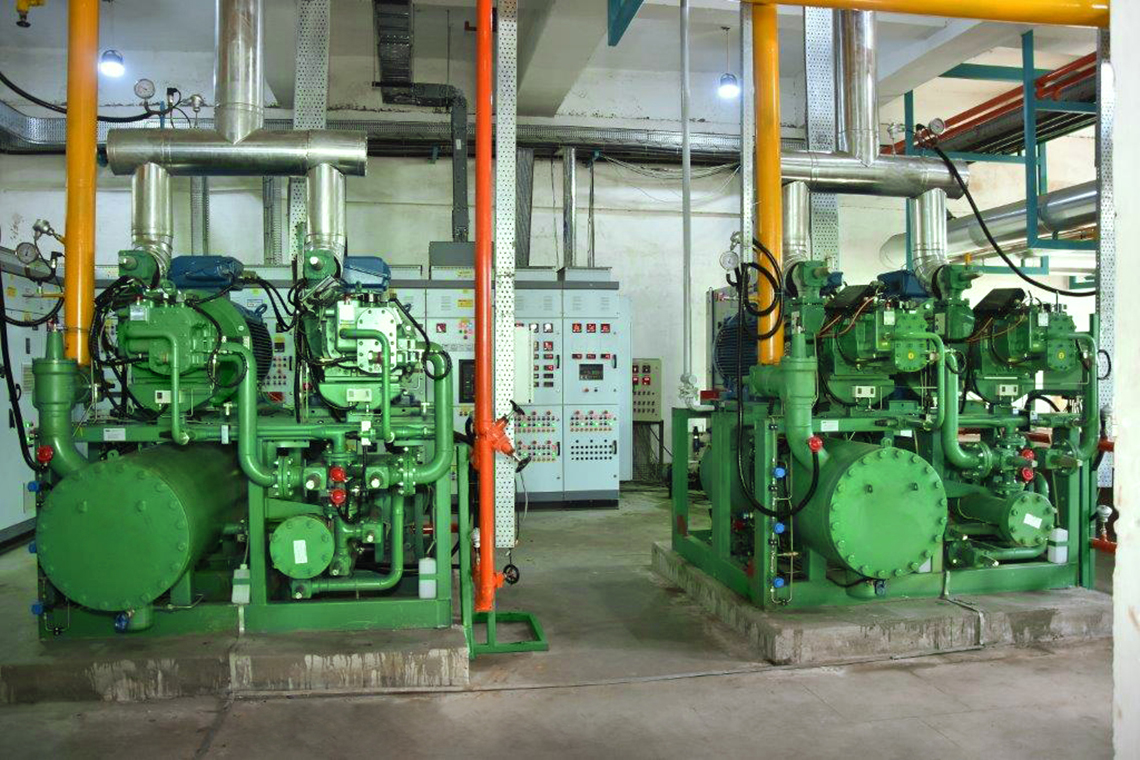 BITZER India commissioned recently the first two ACPs on the subcontinent
