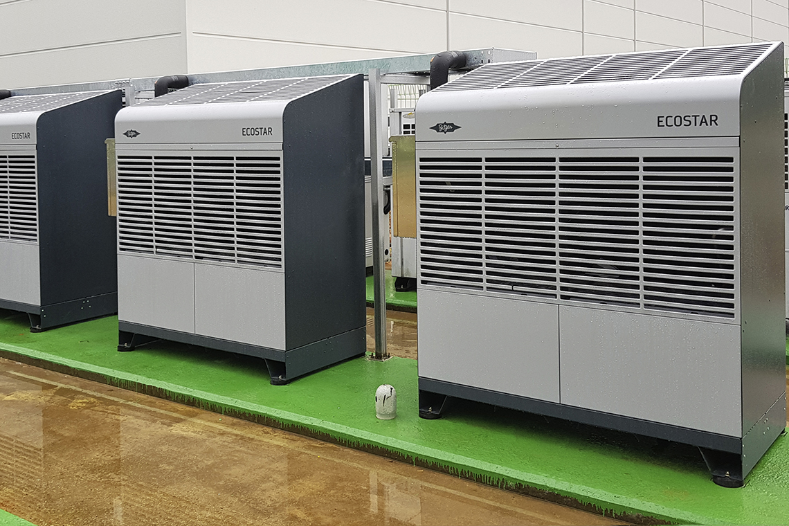BITZER ECOSTAR condensing units for cooling