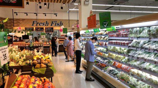 BITZER ECOSTART Maxvalu-Supermarkt