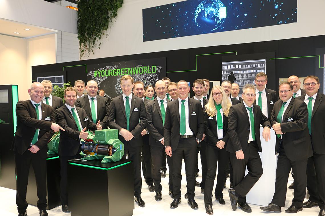 感谢您在 2020 年德国国际零售业展览会期间莅临参观比泽尔展台!