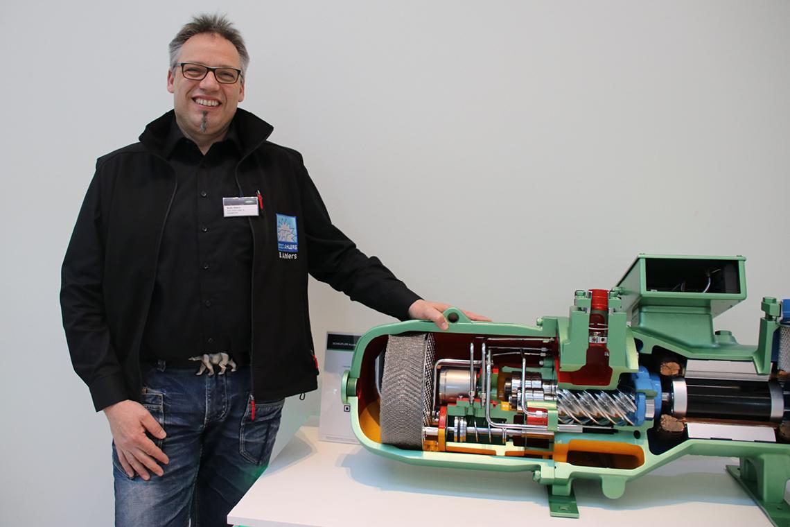 Bodo Ahlers, Inhaber Bodo Ahlers Kälte- und Klimatechnik