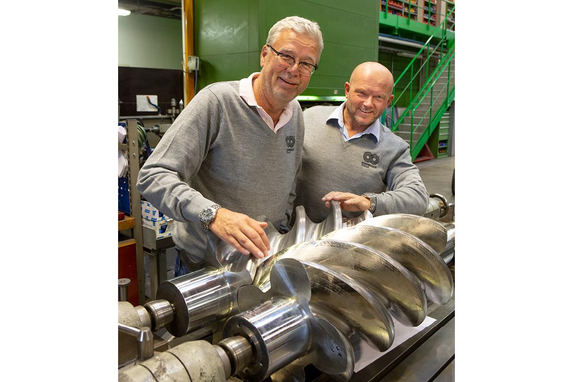 Kompressorteknik Sweden AB übernimmt Reparatur und Wartung von BITZER Hubkolben- und Schraubenverdichtern