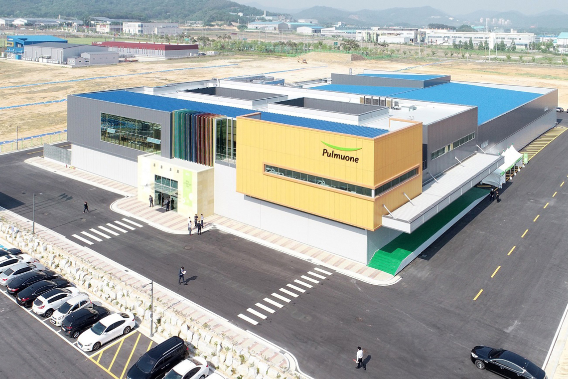 自 2019 年 3 月起,韩国的 Pulmuone 全球泡菜工厂一直使用比泽尔 ECOSTAR 机组帮助他们生产最好的泡菜