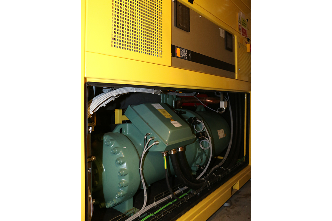 Exceptionally efficient – the BITZER CSH9593 screw compressors