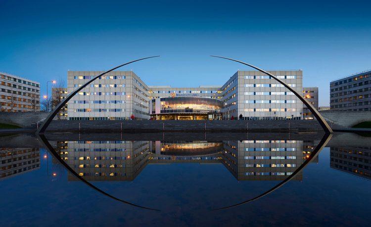 Das Maastricht University Medical Centre+ ist eine Partnerschaft zwischen dem Universitätsklinikum Maastricht und der Fakultät für Gesundheit, Medizin und Life Sciences der Universität Maastricht