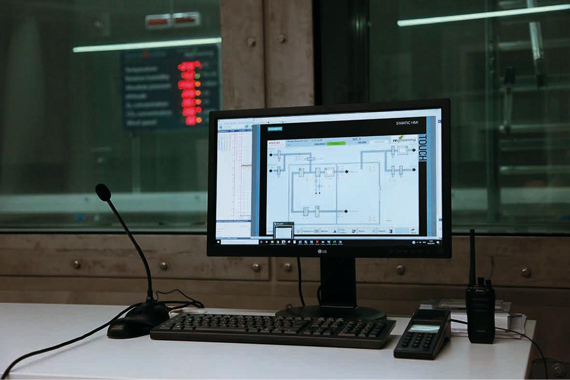 TerraXcube 实现了环境参数的同步组合,用以模拟包含多因素的复杂情景。图片:Christof Fischer GmbH