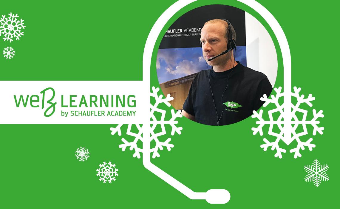 Manuel Reichle ist Anwendungsberater bei BITZER. Als Teil der Kundenberatung ist ein Schwerpunkt seiner Aufgaben das Abhalten von Trainings für Anwendungen mit CO2 als Kältemittel.