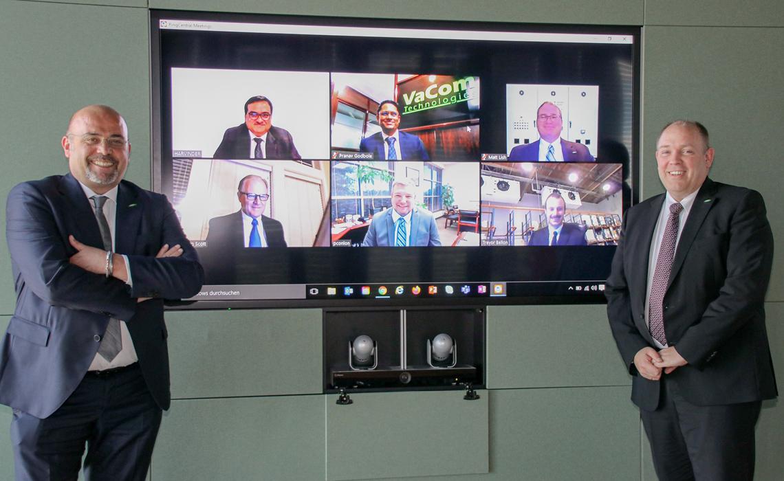 Kältetechnik Vorreiter VaCom Technologies von BITZER expandiert in Indie