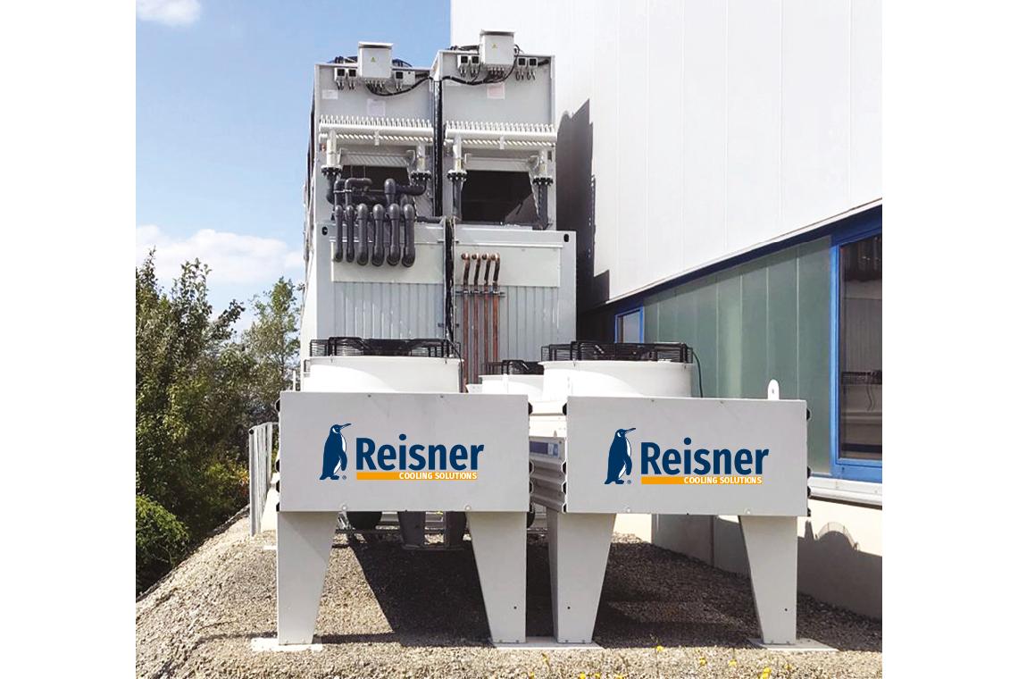 Reisner Cooling Solutions developed the refrigeration system