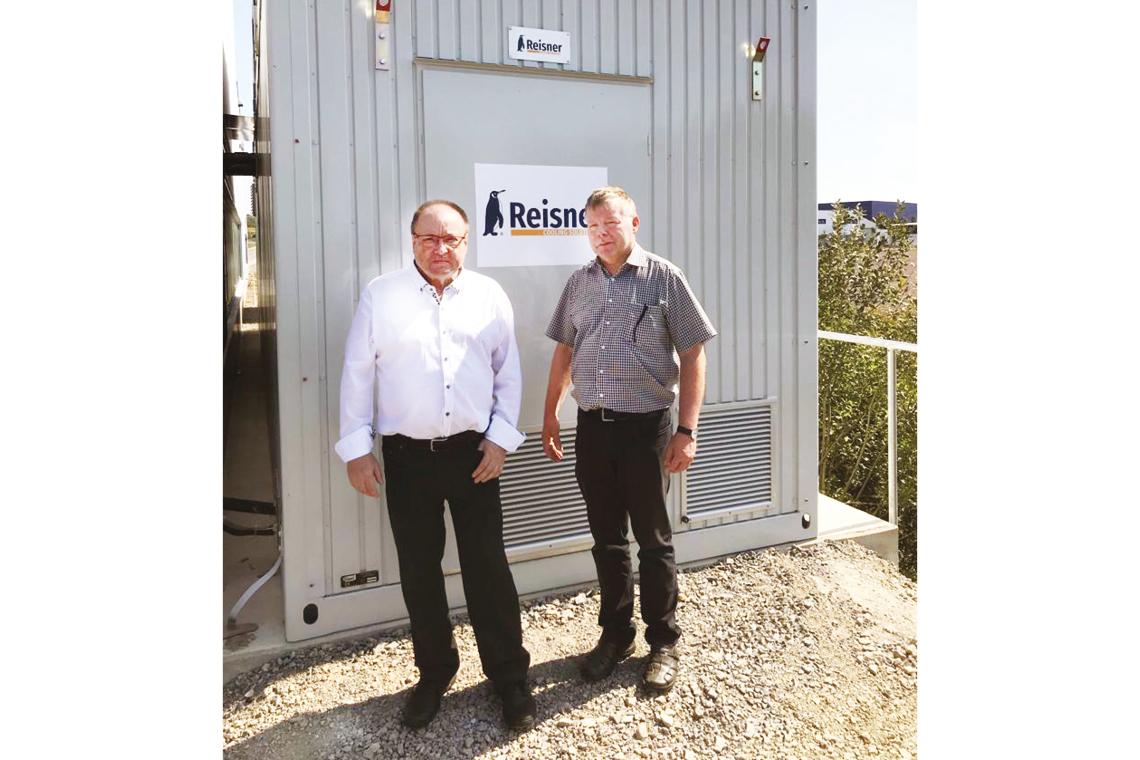 WOCO Eisenacher Kunststofftechnik, Reisner Cooling Solutions