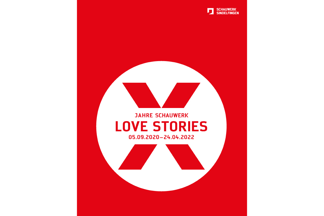 Ehxhibition LOVE STORIES at museum SCHAUWERK SIndelfingen