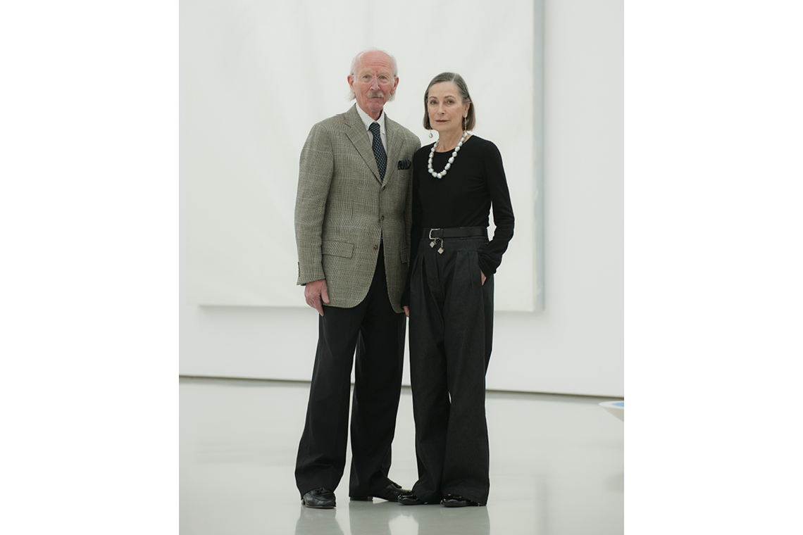 Peter Schaufler and Christina Schaufler