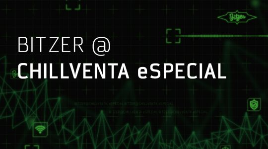 BITZER unterstützt Chillventa eSpecial