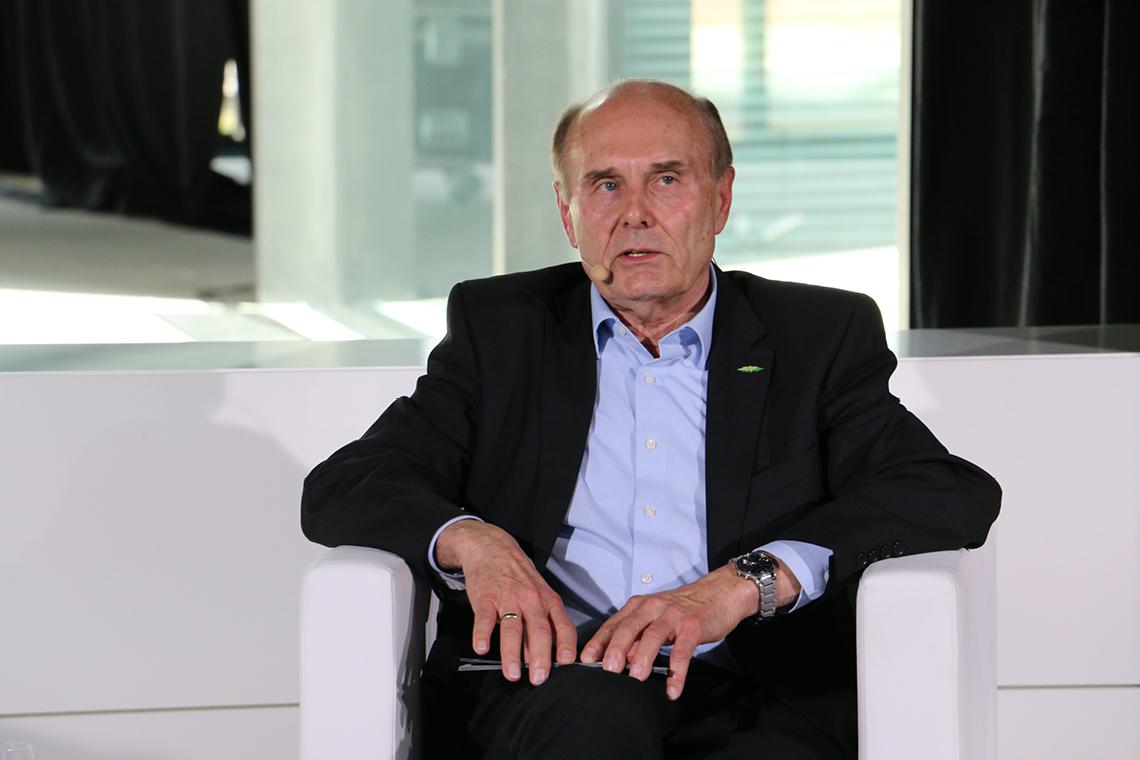 Hermann Renz, Technical Programs Manager und ausgewiesener Experte für Kältemittel und energieeffiziente Anwendungen