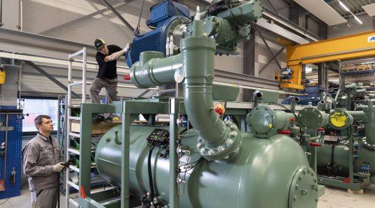 BITZER ACP manufacturing