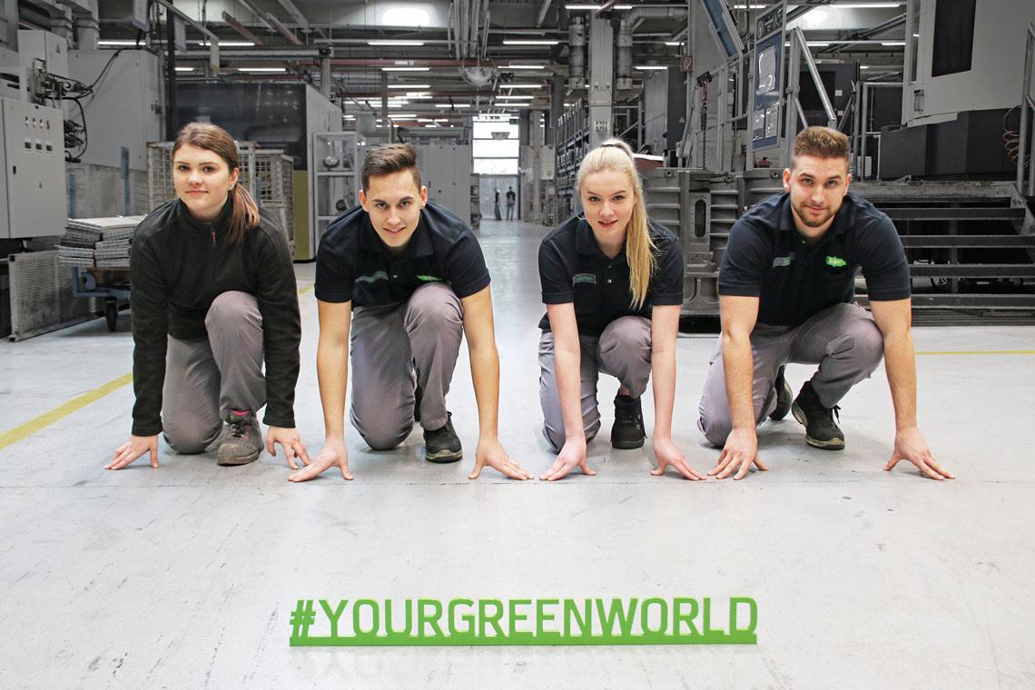 """Unter dem Motto """"Cooling Champions: Coole Karrieren für eine bessere Welt"""" zeigt die Branche anlässlich des diesjährigen Welttags der Kältetechnik, wie vielfältig sie ist"""